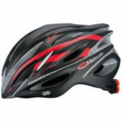 OGKカブト リガス2 マットブラックレッド ヘルメット 【自転車】【ヘルメット(大人用)】【OGKカブト】
