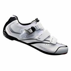 【現品特価】シマノ SH-R088W ホワイト SPD-SL/SPDシューズ(ノーマルタイプ) 【自転車】【シューズ】【ロード用】