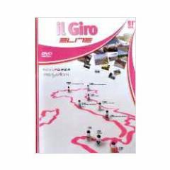 エリート リアルアクション用DVD GIRO DITALIA 2008 9枚セット 【自転車】【ローラー台】【トレーナー関連商品】