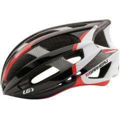 ルイガノ QUARTZ2 ヘルメット ブラックレッド(6Z4)【自転車】【ヘルメット(大人用)】【GARNEAU特価】