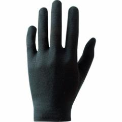 【特急】パールイズミ 【120】 インナーグローブ ブラック