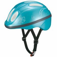 OGKカブト チャビー ブルー(リボン) ヘルメット 【自転車】【ヘルメット・アイウェア】【子供用ヘルメット・サングラス】【OGKカブト】