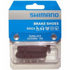 シマノ カートリッジブレーキシューのみ(R55C4) 【自転車】【ロードレーサーパーツ】【ブレーキ】