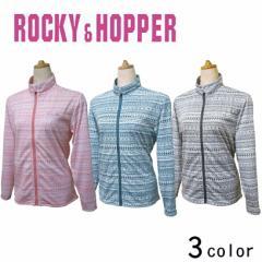 ROCCY&HOPPER 長袖フルZIPブルゾン RH-3401AL
