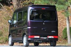 FUJITSUBO AUTHORIZE K スズキ エブリィワゴン ターボ DA17W用(750-80421)