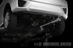 【代引手数料無料】柿本改 カキモトレーシング GT box 06&S ホンダ フィット 13G 4WD GK4用(H443108)