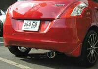 【代引手数料無料】柿本改 カキモトレーシング GT box 06&S スズキ スイフト 2013/07〜 ZC72S用 (S44328)
