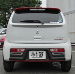 【代引手数料無料】柿本改 カキモトレーシング GT box 06&S スズキ アルト ターボRS HA36S用(S44335)