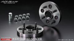 SilkBlaze WIDE TREAD スペーサー トヨタ アクア Gs NHP10用 リア17mm (SPC-10AQ-R)