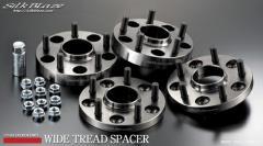 SilkBlaze WIDE TREAD スペーサー トヨタ ヴェルファイア GGH30W用 フロント16mm&リア22mmセット (SPC-30AL-S1622)