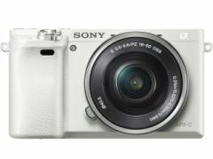 SONY デジタル一眼カメラ α6000 ILCE-6000L パワーズームレンズキット [ホワイト]