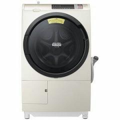 日立 洗濯機 ヒートリサイクル 風アイロン ビッグドラム スリム BD-SV110AR
