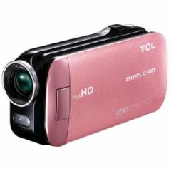 TCL ビデオカメラ D857P [ピンク]
