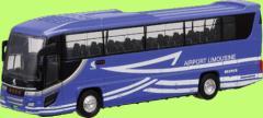 No.06 関空リムジンバス フェイスフルバス ダイキャストスケールモデル【トレーン社】