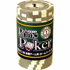 プライムポーカー チップ ( 1 ) 20枚セット 【ゲーム用 カジノチップ コイン メダル ジーピー GP 】