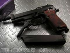 KSC ガスブローバックガン M93RII-HW(07) 【ヘビーウェイト システム7 ガスガン 対象年令18才以上用】