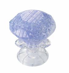 立体パズル クリスタルパズル 43ピース ダイヤモンド [50183] 【ビバリー】