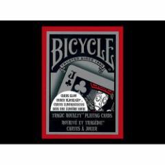 トランプカード バイスクル トラジックロイヤルティー 【BICYCLE トラジックロイヤリティー バイシクル USプレイングカード】