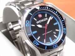ウェンガー 腕時計 シーフォース 01.0641.106