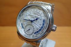 フレデリックコンスタント 腕時計 ワールドタイマー マニュファクチュール FC-718WM4H6B