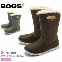 ボグス BOGS レディース ブーツ ウォータープルーフ 78008A 全3色 マルチカラー       送料無料!