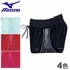 MIZUNO ミズノ ランニング パンツ J2JB4802 レディース