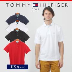 TOMMY HILFIGER GOLF トミーヒルフィガー ゴルフ TH001SA TM100L/C ワンポイント ポ