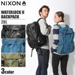 NIXON ニクソン バックパック WATERLOCK II BACKPACK 28L C1952 男女兼用 バッグ 送料無料!