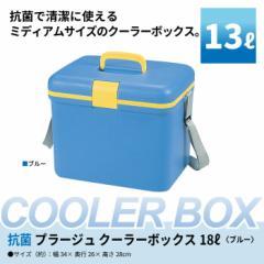 クーラーバッグ バッグ ボックス BOX クーラーボックス 13L 小型 クーラーBOX ショルダー 抗菌 保冷 冷蔵 アウトドア キャンプ 海