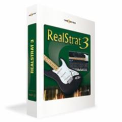 クリプトン・フューチャー・メディア  【送料無料】 RSRT3 REAL STRAT 3 ソフトウェア音源(エレクトリック・ギター) 【新品・税込】
