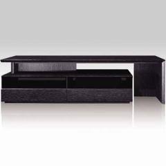 朝日木材加工  【送料無料】 AS-MR1500-B (ASMR1500B) 「MR style」大型用低床テレビ台(〜70インチ)(ブラック) 【新品・税込】
