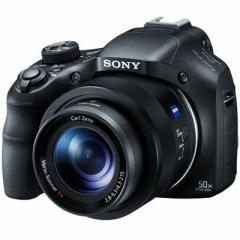 ソニー  【送料無料】 DSC-HX400V GPS/NFC/Wi-Fi機能を搭載した光学50倍ズームデジタルスチルカメラ (DSCHX400V)  【新品・税込】