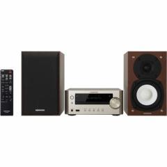 ケンウッド  【送料無料】 K-505-N Bluetooth®とNFC を搭載 コンパクトHi-Fi システム(ゴールド) (K505N) 【新品・税込】