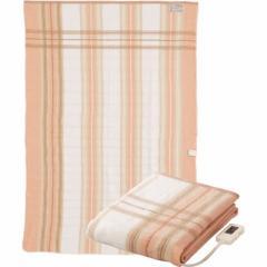 椙山紡織  【送料無料】 SB-K202 包み込むように、やわらかく暖めます!電気掛敷毛布 (SBK202) 【新品・税込】