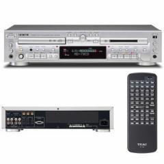 TEAC  【送料無料】 MD-70CD-S CDプレーヤー/MDデッキ (MD70CDS) 【新品・税込】