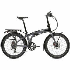 tern(ターン)  【送料無料】 15ECS1GYBK Eclipse S18 24インチ 2x9speed グレー/ブラック 折りたたみ自転車 【新品・税込】