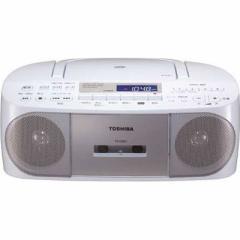 東芝  【送料無料】 TY-CDS7-S CDラジオカセットレコーダー (シルバー) (TYCDS7S) (TYCDS7S) 【新品・税込】