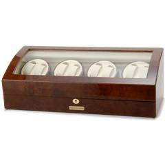 ロイヤルハウゼン GC03-Q31 ワインダー 時計収納ケース付きワインダー8本巻9本収納 GC03 Q31 ワインディングマシーン 腕時計/自動巻き機