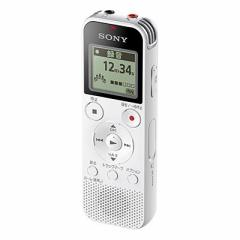 ソニー  【送料無料】 ICD-PX470F-W ステレオICレコーダー (ICDPX470FW) 【新品・税込】