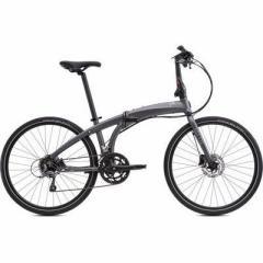 tern(ターン)  【送料無料】  tern(ターン) Eclipse D16 26インチ 2×8speed マットガンメタ / グレー 折りたたみ自転車 【新品・税込】