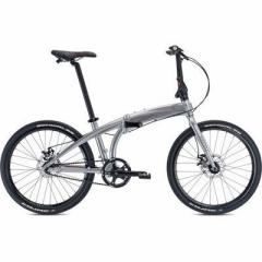 tern(ターン)  【送料無料】  tern(ターン) Eclipse Uno 24インチ シングルspeed クローム / グレー 折りたたみ自転車 【新品・税込】
