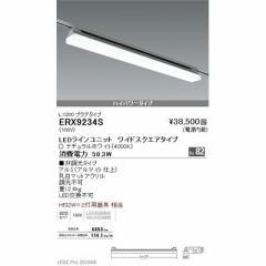 遠藤照明  【送料無料】 ERX9234S LEDZ SOLID TUBE series デザインベースライト ワイドスクエアタイプ 【新品・税込】
