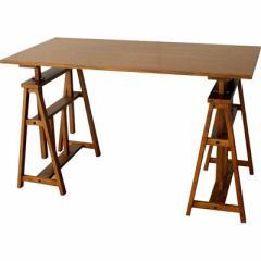 市場  【送料無料】 HMT-2665BR hommage Atelier Table (HMT2665BR) 【新品・税込】
