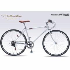 マイパラス  【送料無料】 M-604-W クロスバイク700C・6SP (M604W) 【新品・税込】