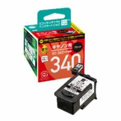 エコリカ  【送料無料】 ECIC340BV-340 エレコム リサイクルインクカートリッジ (ECIC340BV340) 【新品・税込】
