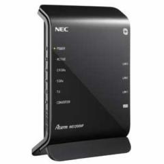 NEC  【送料無料】 PA-WG1200HP 11ac対応 無線LANルータ 親機 (PAWG1200HP) 【新品・税込】