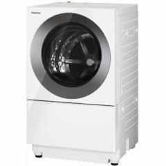 パナソニック  【送料無料】 NA-VS1100L-S ドラム式洗濯機  (洗濯10.0kg・左開き) アイアンシルバー  【新品・税込】