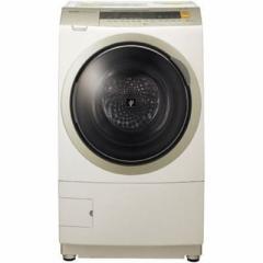 シャープ  【送料無料】 ES-ZP1-NL ドラム式洗濯乾燥機 (洗濯10.0kg/乾燥6.0kg・左開き) ゴールド系 (ESZP1NL) 【新品・税込】