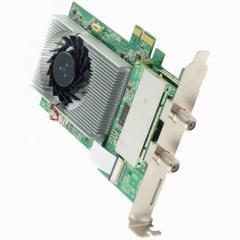 エスケイネット  【送料無料】 SK-MTVPCIE3 3番組同時表示・録画対応PCIe デジタル3波チューナー「MonsterTV PCIE3」  【新品・税込】