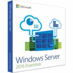 日本マイクロソフト  【送料無料】 G3S-00927 Windows ServerEssentials 2016 64 Bit 日本語版AE DVD (G3S00927) 【新品・税込】